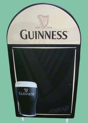 Guinness Sign-buisiness gifts
