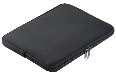 EPAGGELMATIKO DORO-Neopren case for tablet PCs with zipper