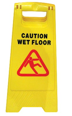 wet floor sign-promotional gift