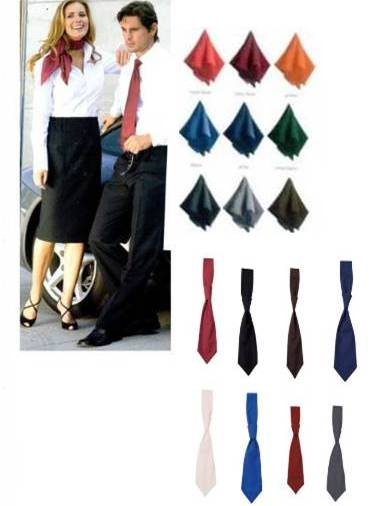 promotional gifts-ties and scarves