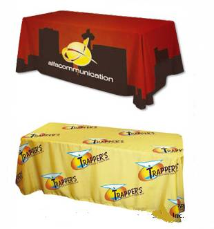 Printed Tablecloth Full Color-BUSINESS GIFT