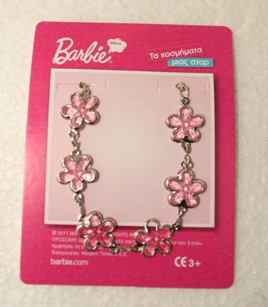 promotional gifts-barbie bracelet