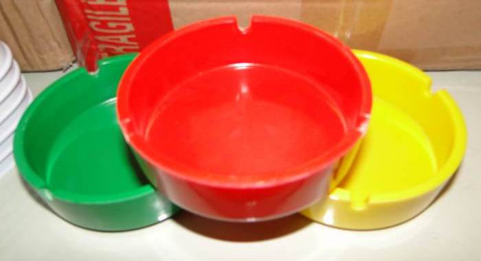 Colourfull Ashtray-promotional gifts