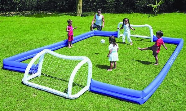 business gifts-inflatable soccer field