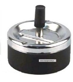 Closed Inox Ashtray-buisiness gifts